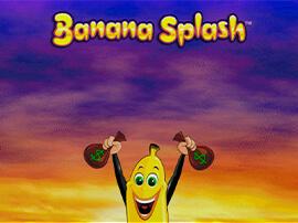 logo Banana Splash
