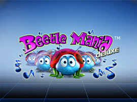 logo Beetle Mania Deluxe