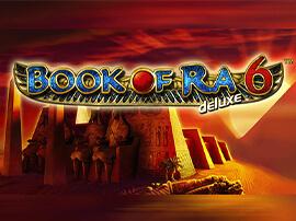 logo Book Of Ra 6 Deluxe