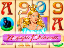 logo Magic Princess
