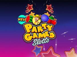 logo Party Games Slotto