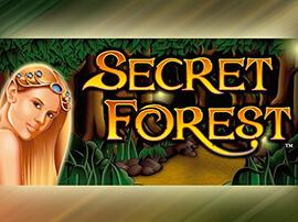 logo Secret Forest