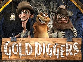 logo Gold Diggers